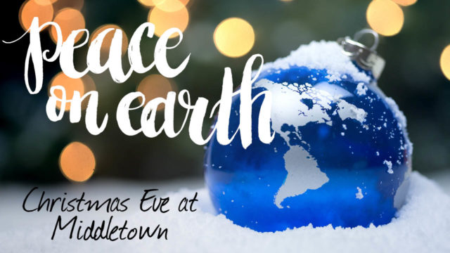 Image for Peace on Earth