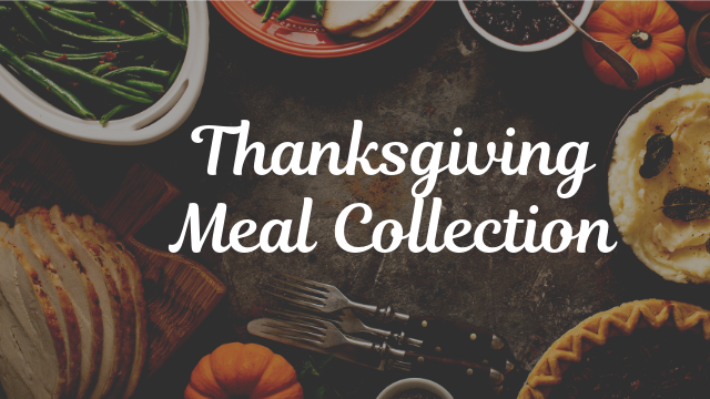 P4C Thanksgiving Meal Collection