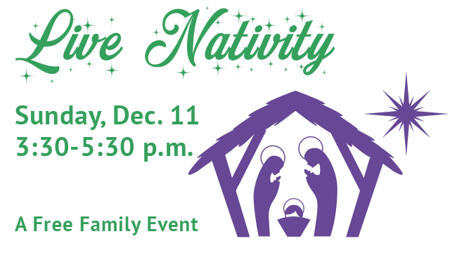 photo for Live Nativity