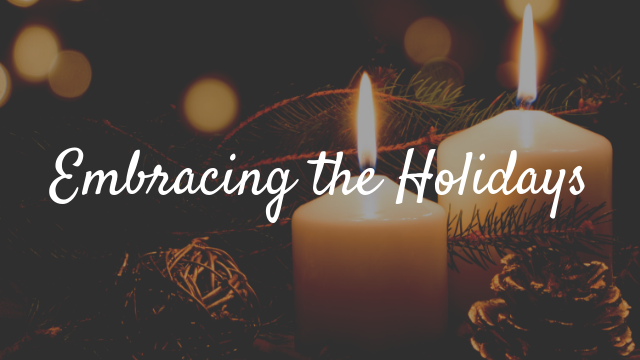 photo for Embracing the Holidays