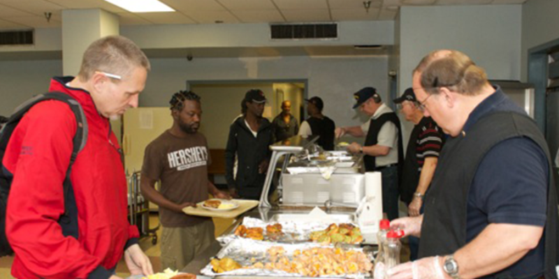 Image for Serve Breakfast @ Wayside Christian Mission
