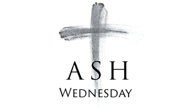 Image for Ash Wednesday Sermon