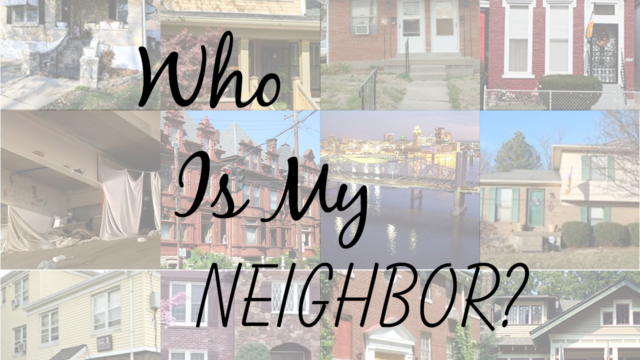 Image for My neighbor is Jesus
