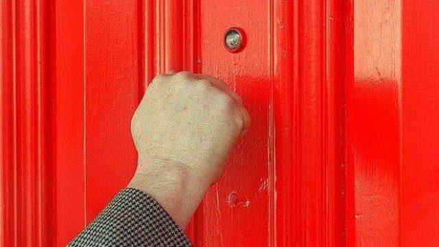 photo for He slammed the door in my face