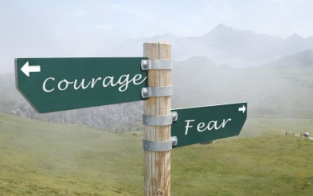photo for Be Courageous Today