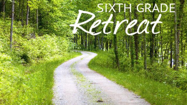 photo for 6th Grade Retreat