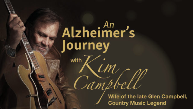 photo for An Alzheimer's Journey with Kim Campbell