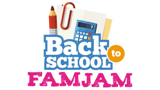 FamJam logo