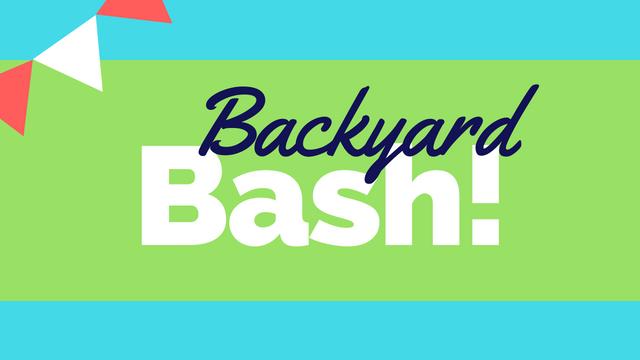 Backyard Bash Middletown Christian Church