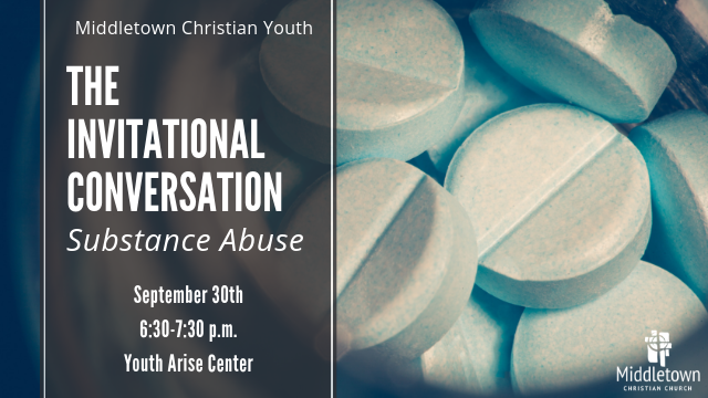 photo for The Invitational Conversation: Substance Abuse