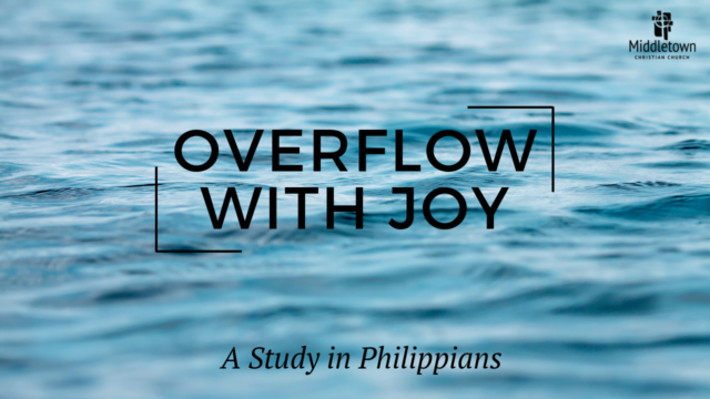 Image for Overflow with Joy