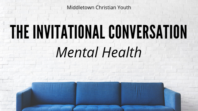 photo for The Invitational Conversation: Mental Health