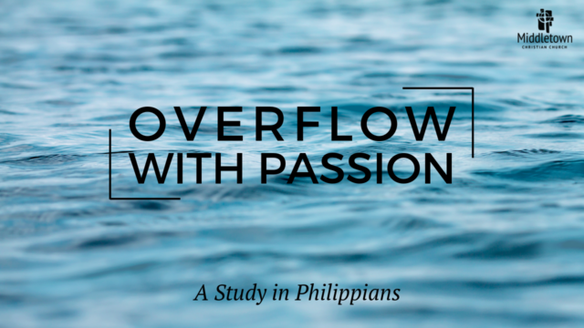 Image for Overflow with Passion