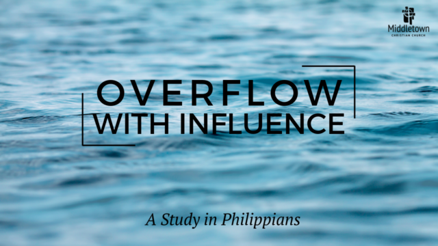 photo for Overflow with Influence