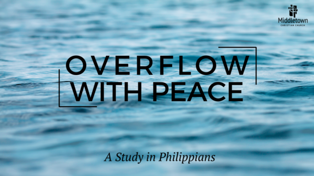 Image for Overflow with Peace