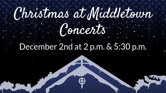 photo for Christmas at Middletown Concert