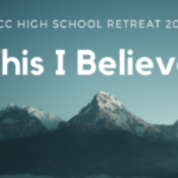 photo for High School Retreat 2019