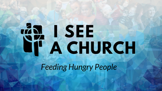 photo for I See a Church Feeding Hungry People