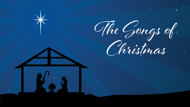 Image for The Songs of Christmas: Zechariah's Song