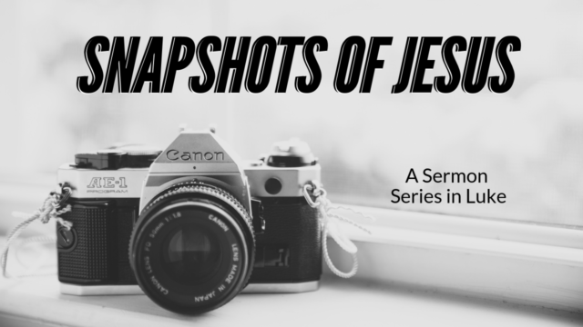 Image for Snapshots of Jesus: Praying