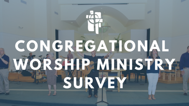 Congregational Worship Survey (1)
