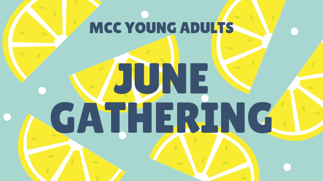 photo for Young Adult June Gathering