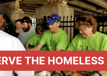 photo for Serve the Homeless: October 20th
