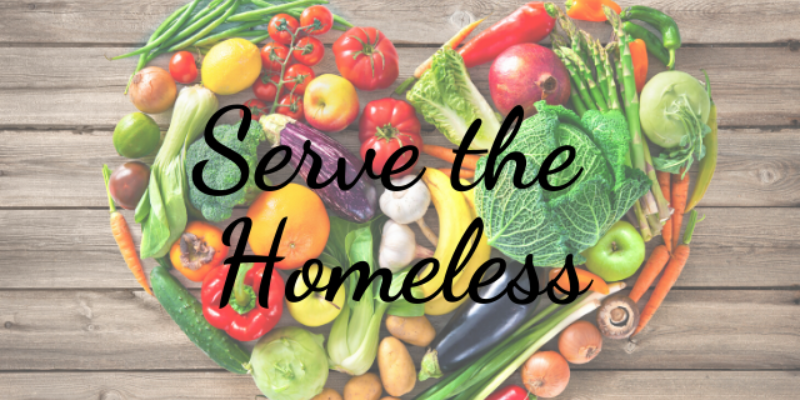 Image for Serve the Homeless: March 1