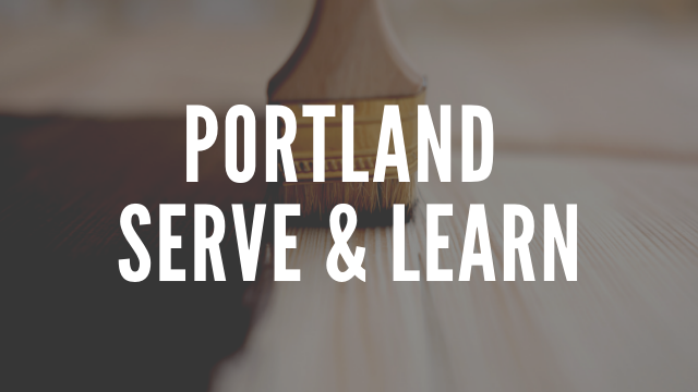 photo for Portland Serve & Learn