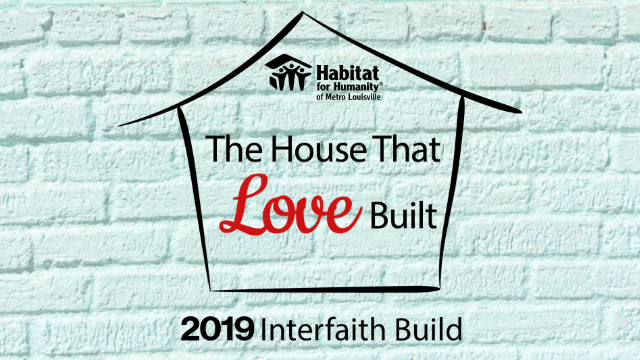 photo for Interfaith Build: Raise the Roof