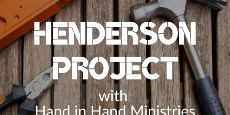 Image for Henderson Project with Hand in Hand