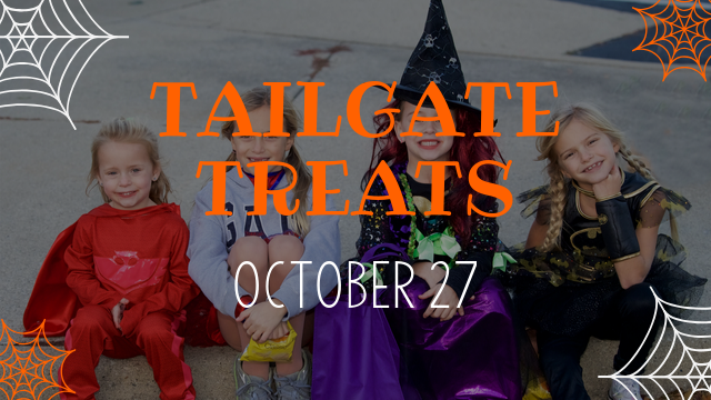 Tailgate Treats Event