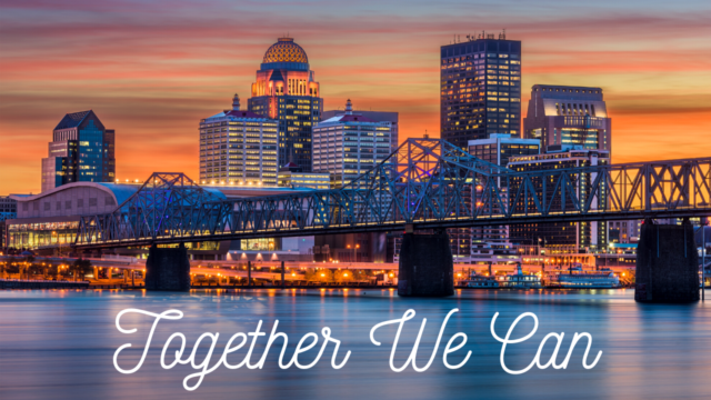 Image for Together We Can Be Filled
