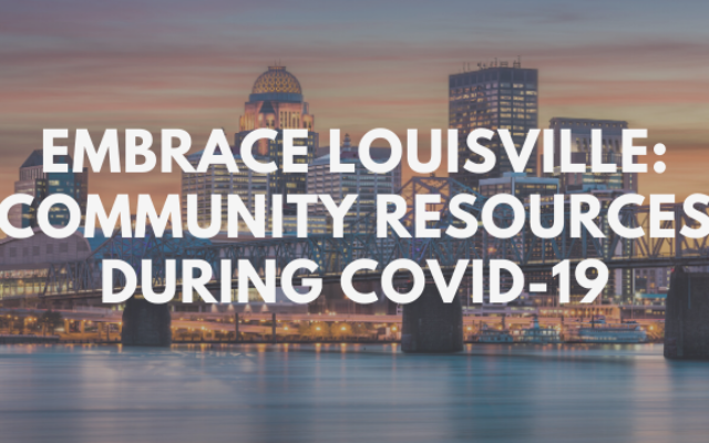 photo for Louisville Community Resources for COVID-19