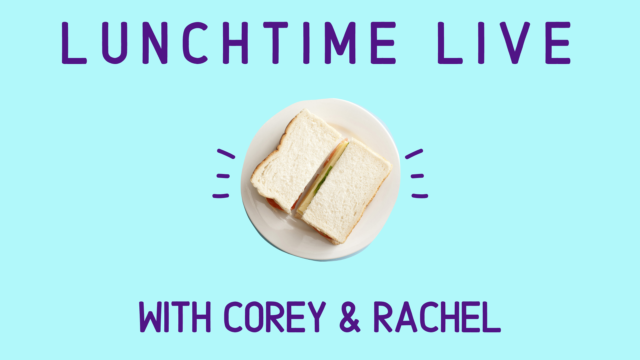 photo for Lunchtime Live with Corey & Rachel