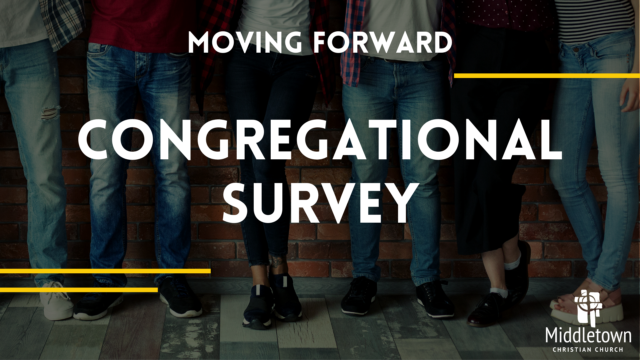photo for Moving Forward: Congregational Survey