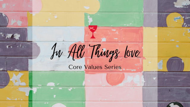 Image for In All Things Love