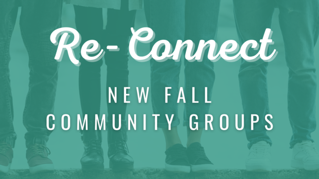 Community Group Sign Up