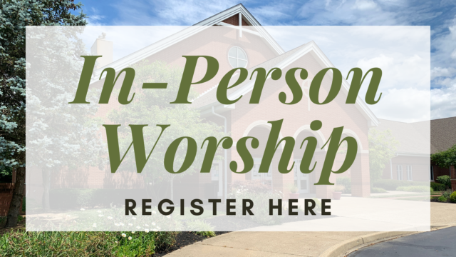 photo for In-Person Sunday Worship