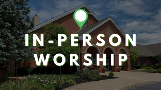 photo for In-Person Worship