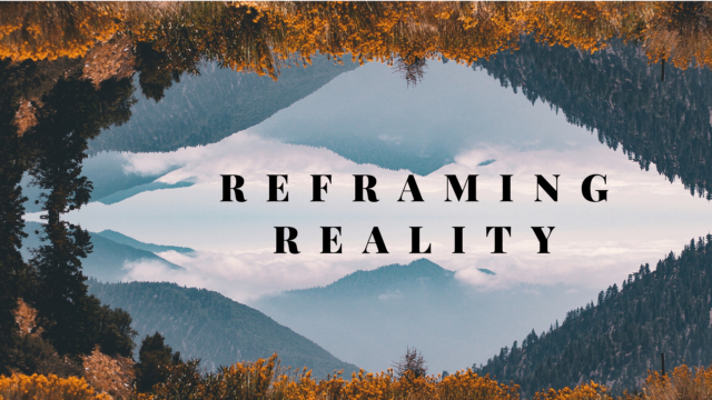 Image for Reframing Reality