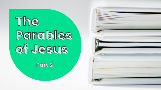 Image for The Parables of Jesus Part 2