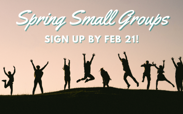 photo for Join a Spring Small Group: Registration Now Open