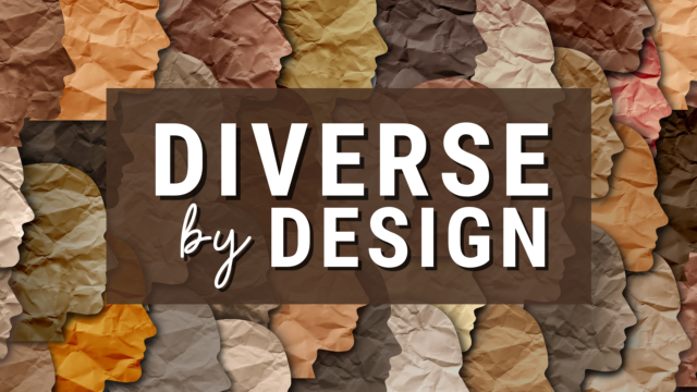 Image for Diverse by Design: Centered on Christ