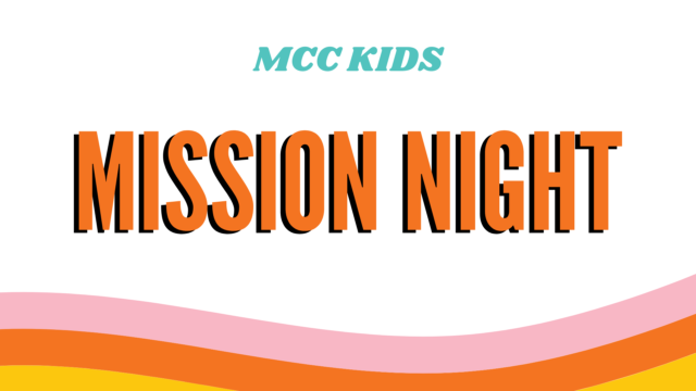 photo for MCC Kids Mission Night