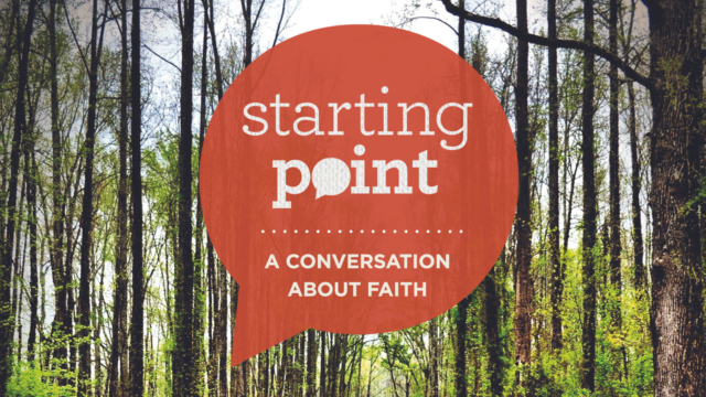 Image for Starting Point: Trusting the Promises
